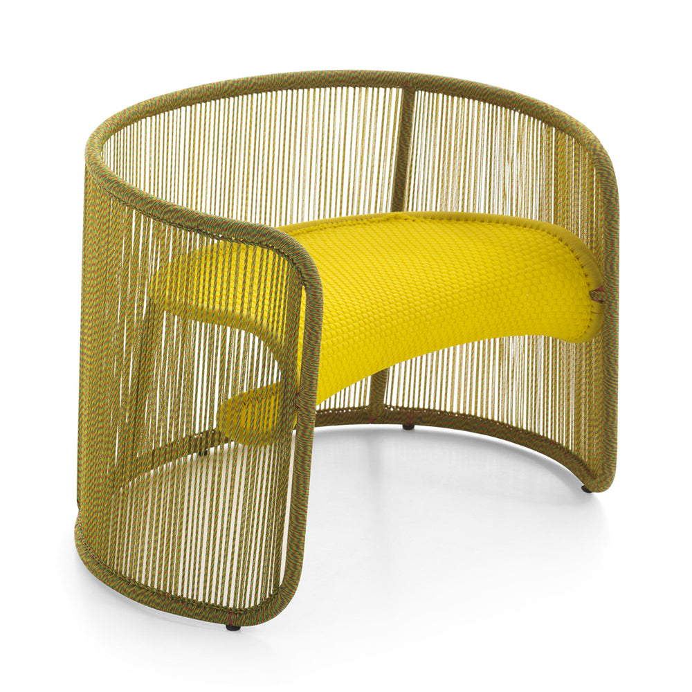 Husk Stool (Small) - M'Afrique Collection by Moroso | Do Shop