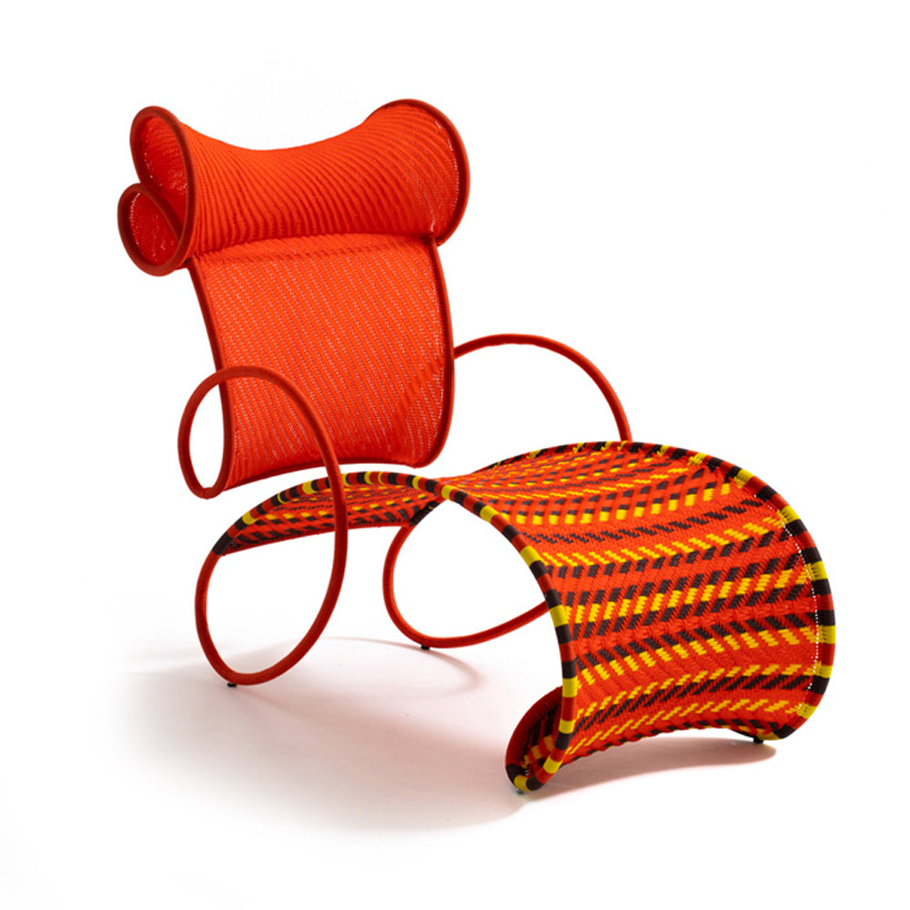 Modou Chaise Longue - M'Afrique Collection by Moroso | Do Shop