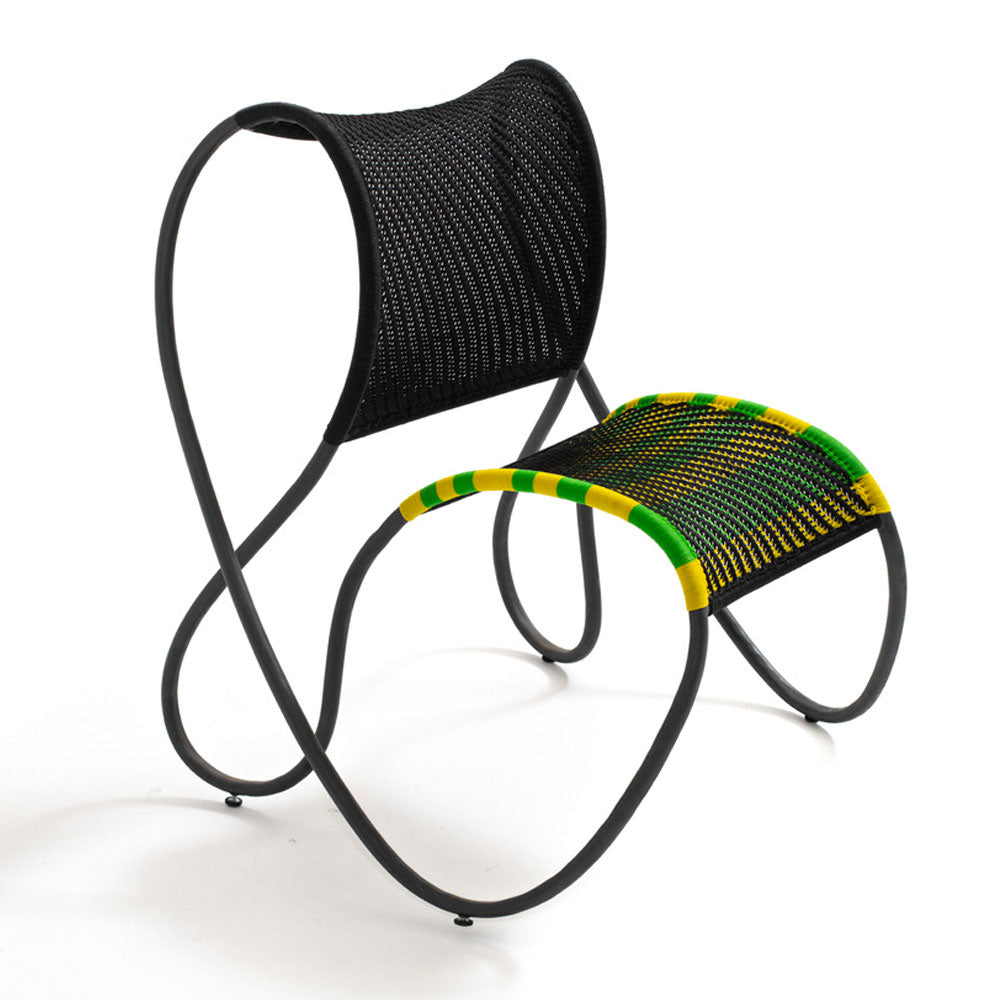 Modou Small Armchair - M'Afrique Collection by Moroso | Do Shop