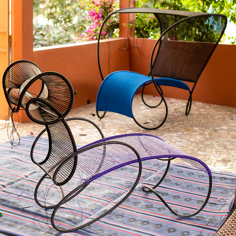 Modou Daybed - M'Afrique Collection by Moroso | Do Shop