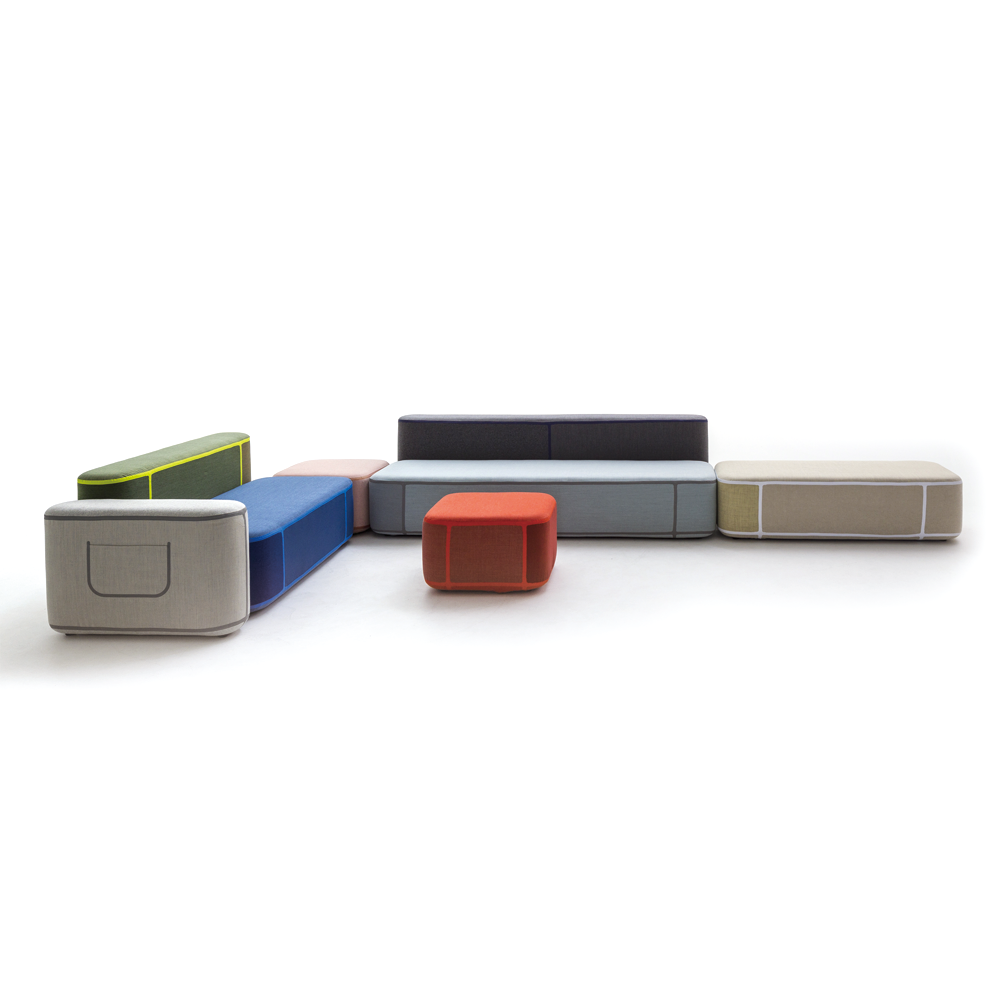 Tape Sofa by Moroso | Do Shop