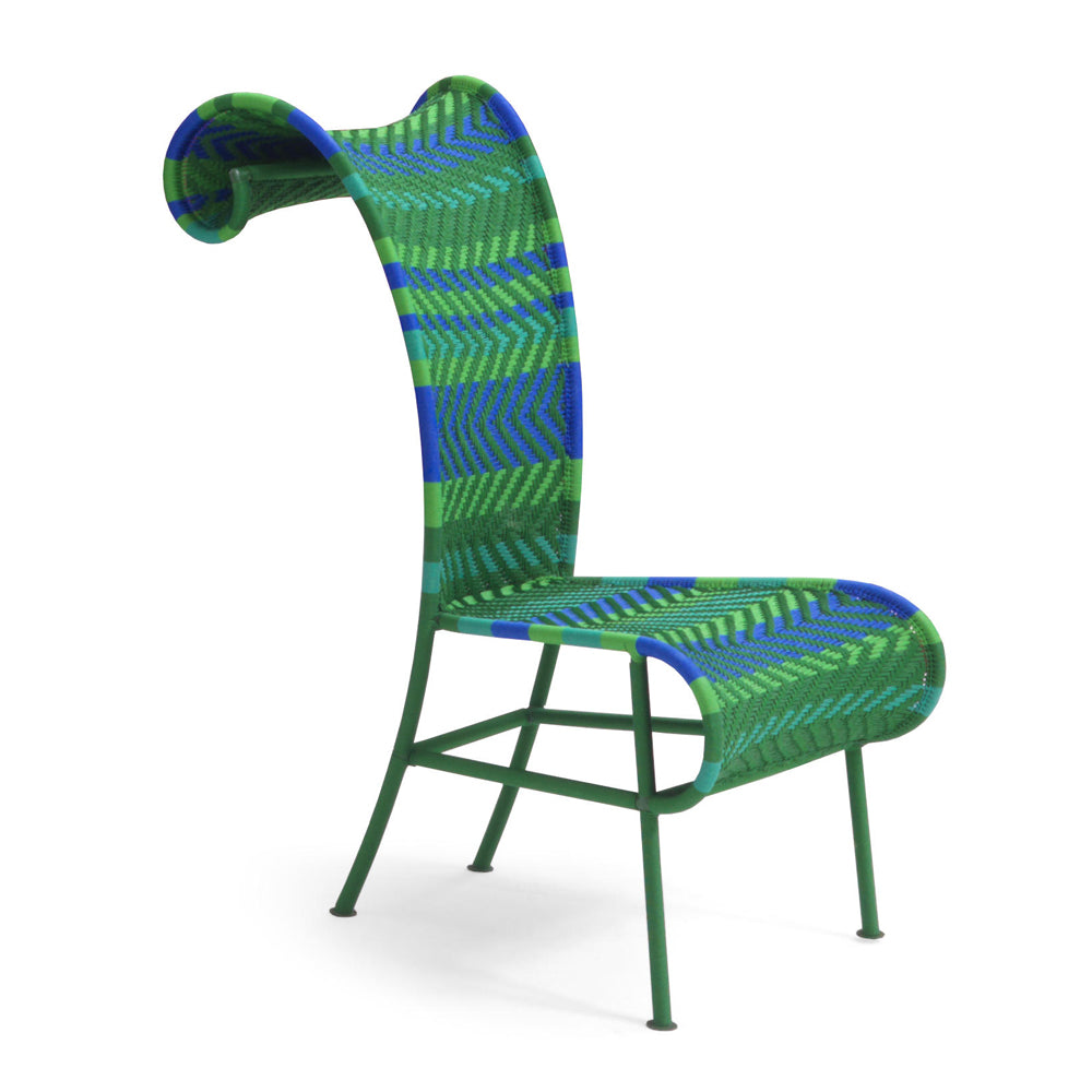 Shadowy Sunny Chair - M'Afrique Collection by Moroso | Do Shop