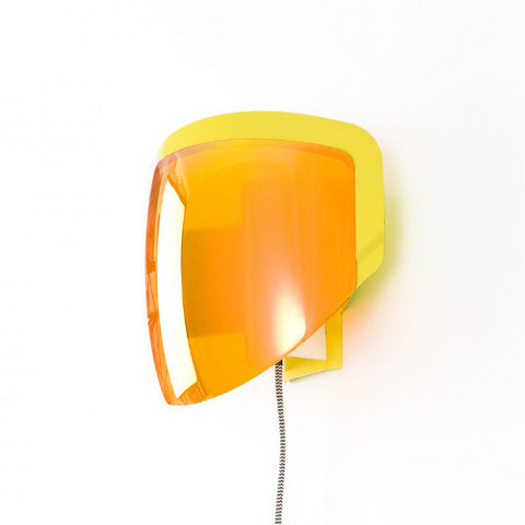 Moto Wall Light with Plug - Moustache - Do Shop