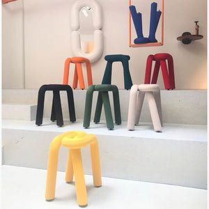 Bold Stool in Orange by Moustache | Do Shop