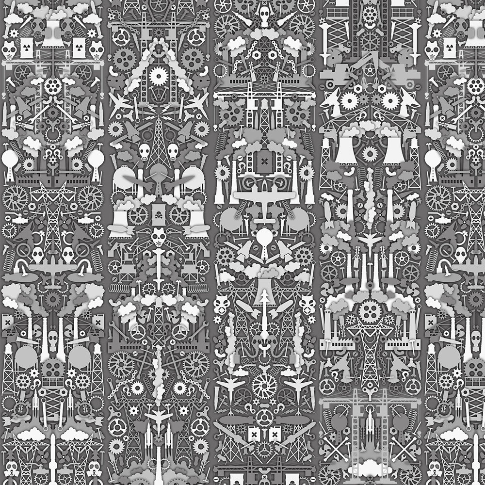 Industry Archives Wallpaper by Studio Job - NLXL - Do Shop