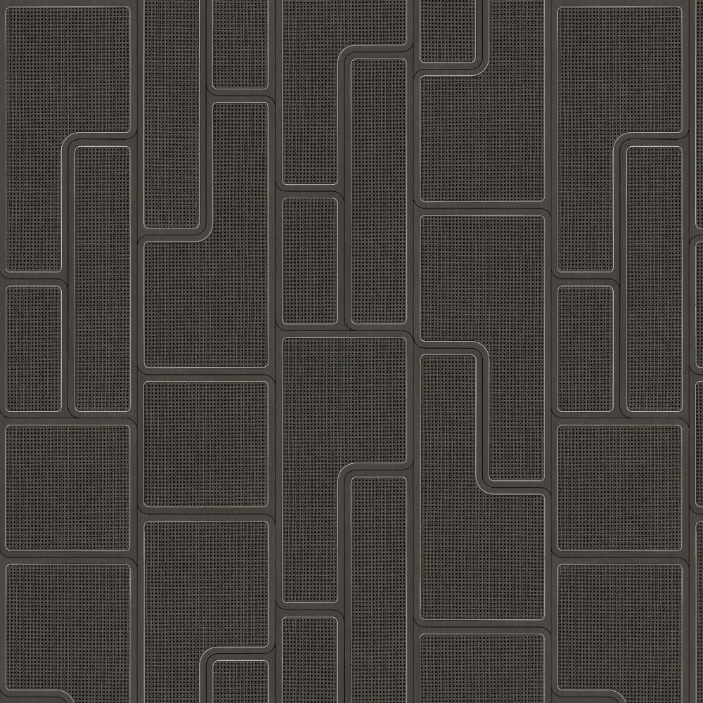Angle Webbing Black Wallpaper by Studio Roderick Vos - NLXL | Do Shop
