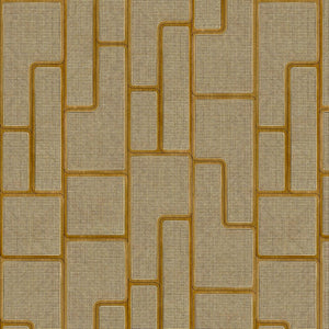 Angle Webbing Oak Wallpaper by Studio Roderick Vos - NLXL | Do Shop