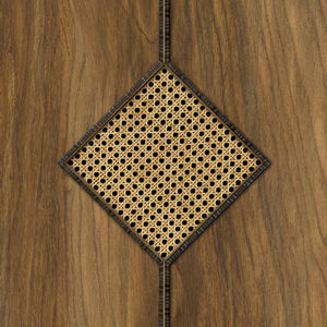 Diamond Webbing Oak Wallpaper by Mr & Mrs Vintage - NLXL | Do Shop