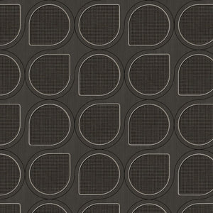 Drops Webbing Black Wallpaper by Studio Roderick Vos - NLXL | Do Shop