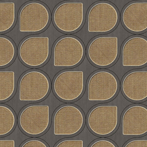 Drops Webbing Grey Wallpaper by Studio Roderick Vos - NLXL | Do Shop