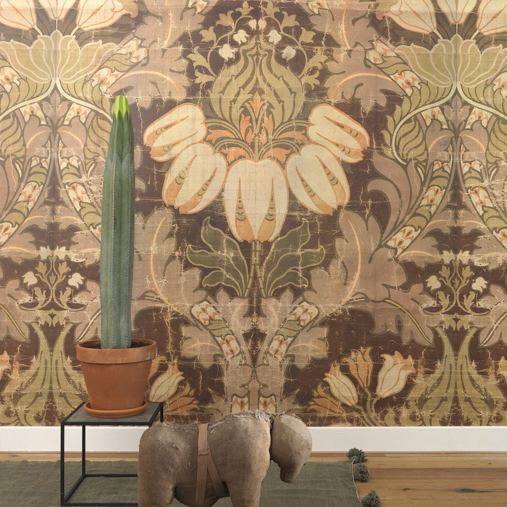 "Big Pattern ""Luther"" Mural Wallpaper by Mr & Mrs Vintage - NLXL LAB - Do Shop"