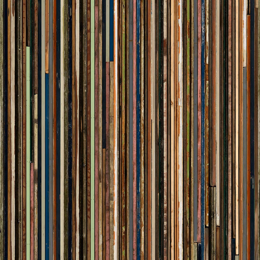 Scrapwood 2 Wallpaper PHE-15 by Piet Hein Eek - NLXL - Do Shop
