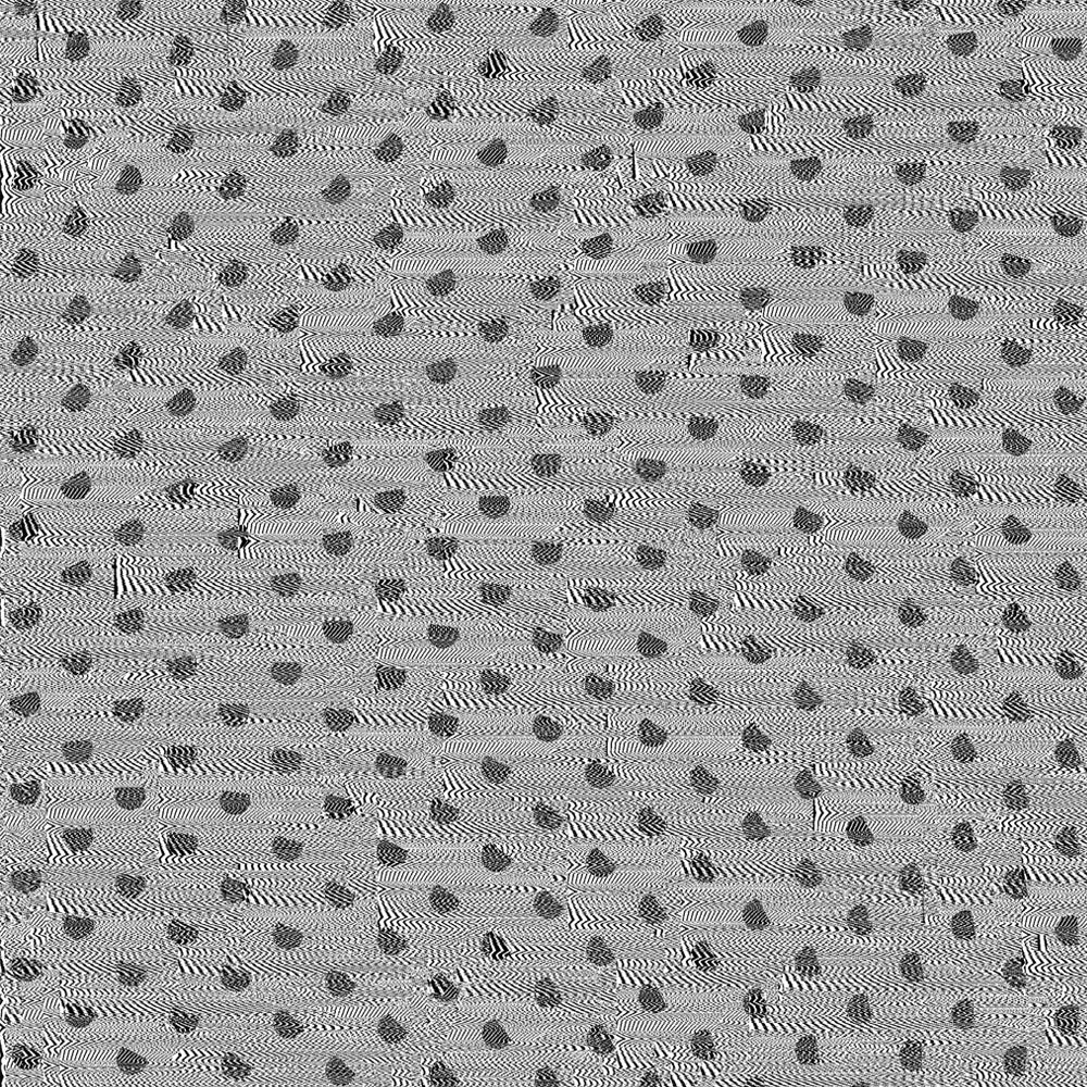 Particles Grey Wallpaper by Truly Truly - NLXL LAB - Do Shop