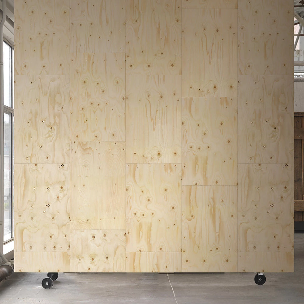 Plywood Materials Wallpaper by Piet Hein Eek - NLXL - Do Shop