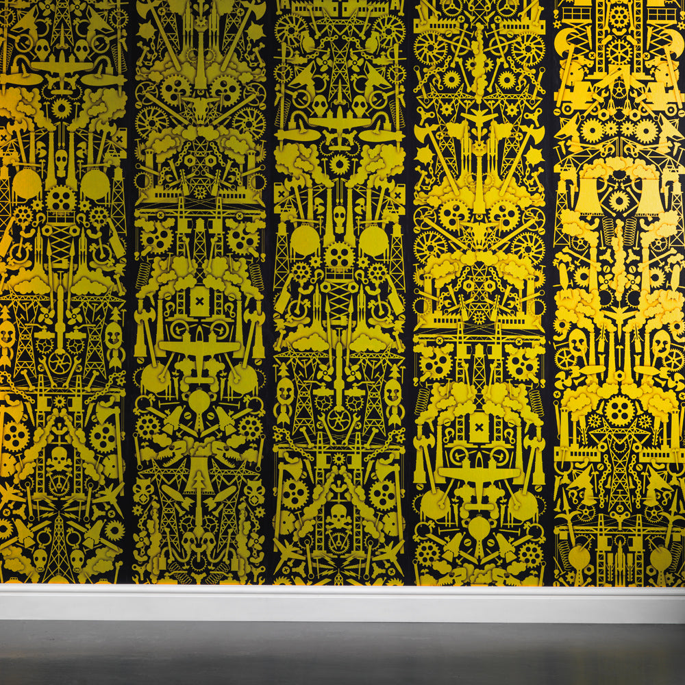 Robber Baron Wallpaper by Studio Job - NLXL LAB - Do Shop
