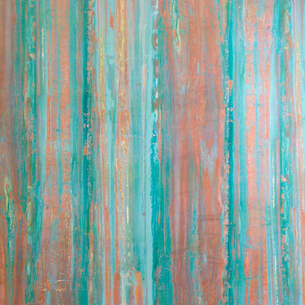 Spoiled Copper Wallpaper by Piet Hein Eek - NLXL LAB - Do Shop