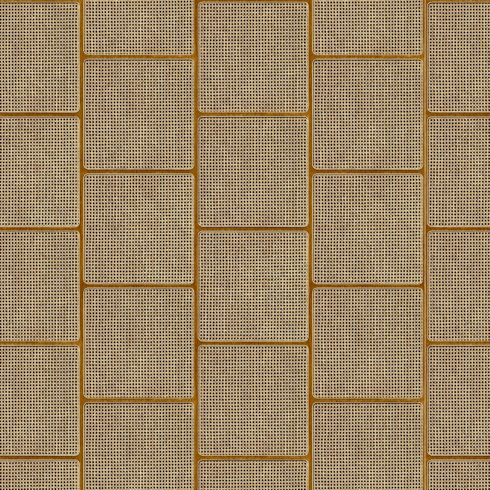 Square Webbing Maple Wallpaper by Studio Roderick Vos - NLXL | Do Shop