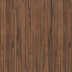 Teak On Black Wallpaper by Piet Hein Eek - NLXL - Do Shop