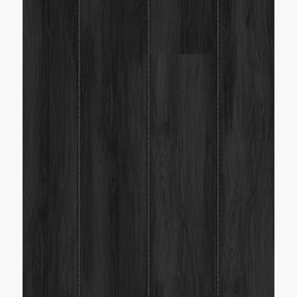 Wood Panel Black Wallpaper by Mr & Mrs Vintage - NLXL | Do Shop
