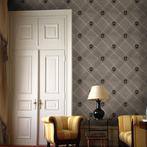 Nobility Grey Collectables Wallpaper - MINDTHEGAP - Do Shop