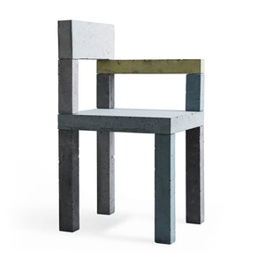 Untitled Concrete Chair - New Works - Do Shop