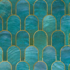 Nizwa Wallpaper by Bethan Gray - NLXL - Do Shop