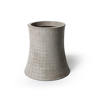 Concrete Nuclear Plant Holder - Large - Lyon Beton - Do Shop