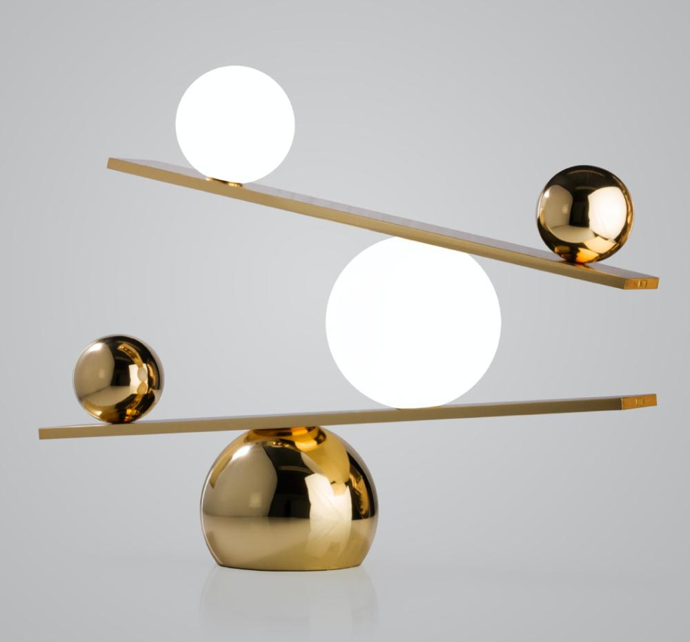 Balance Table Lamp by Oblure | Do Shop