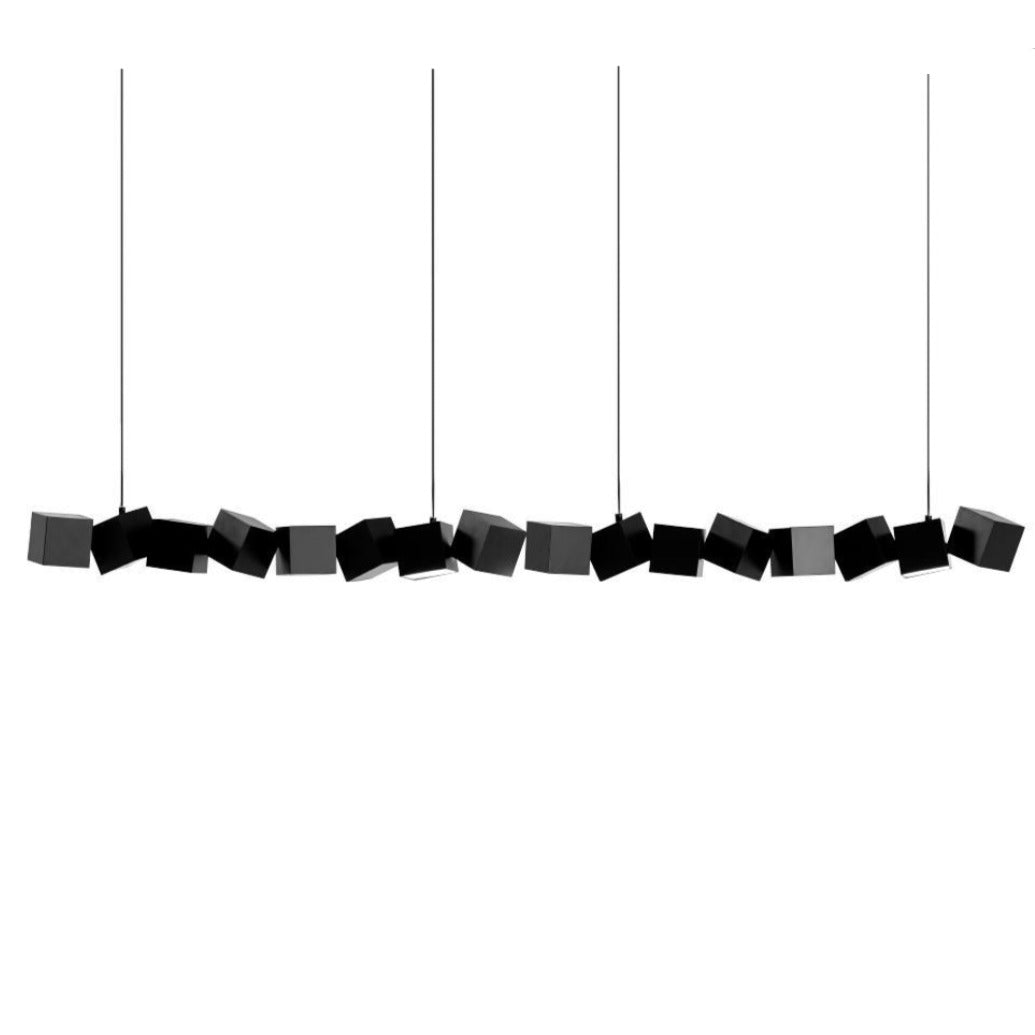 Blockchain Doublette Pendant Lamp by Oblure | Do Shop