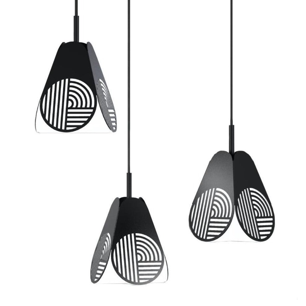 Notic Triplette Pendant Lamp by Oblure | Do Shop