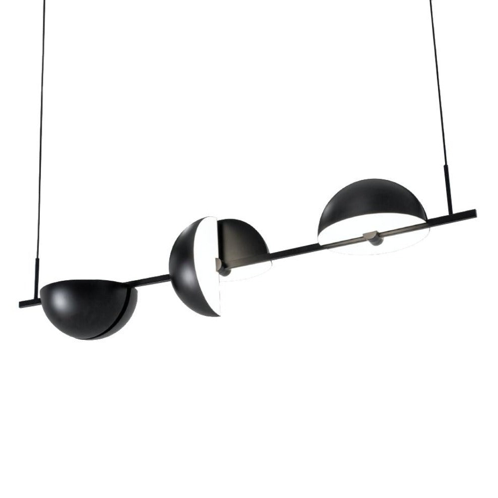 Trapeze Triplette Pendant Lamp by Oblure | Do Shop