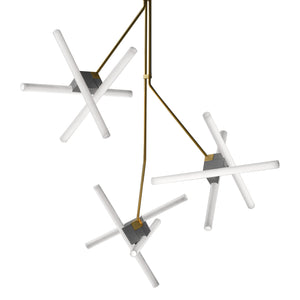 Olvidada Triple Suspension Light