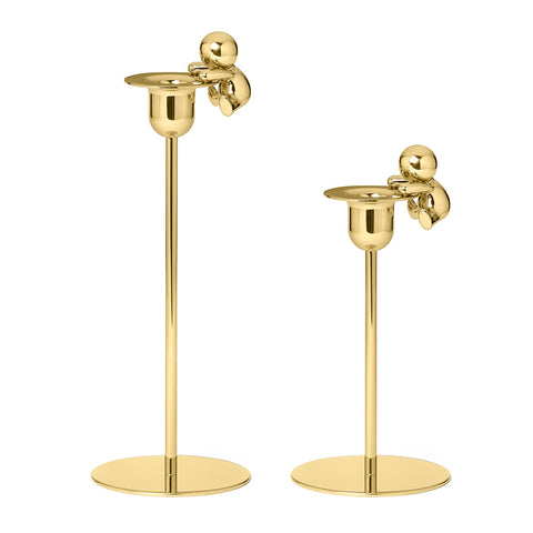 Omini The Climber Candlestick Holders - Ghidini 1961 - Do Shop