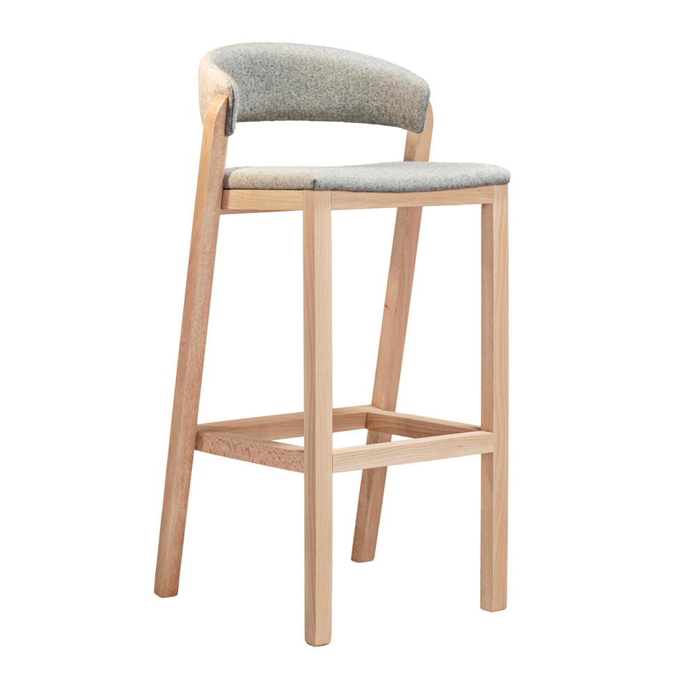 Oslo Bar Stool by Missana  Do Shop