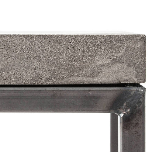 Concrete Perspective Rectangular Coffee Table - Lyon Beton - Do