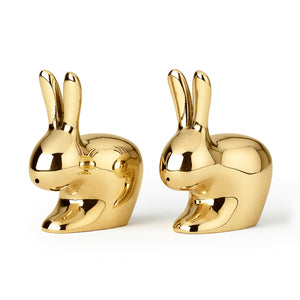 Rabbit Salt and Pepper Set - Ghidini 1961 - Do Shop