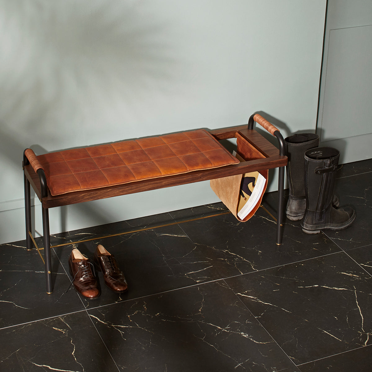 Valet Seated Bench - Stellar Works - Do Shop