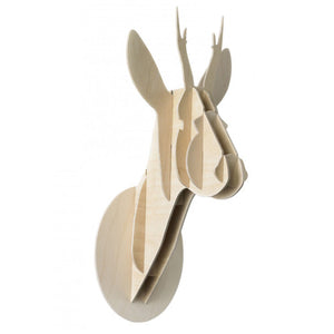 Roedeer Small Trophy - Moustache - Do Shop