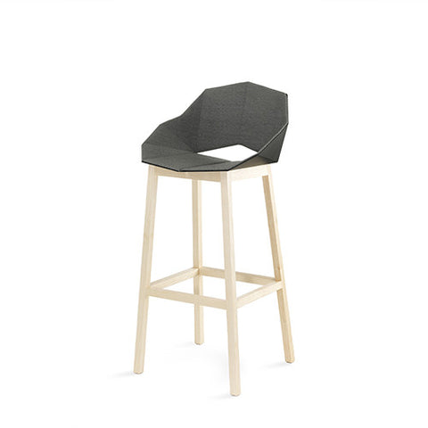 Seatshell Bar Stool Upholstered - Frederik Roije - Do Shop