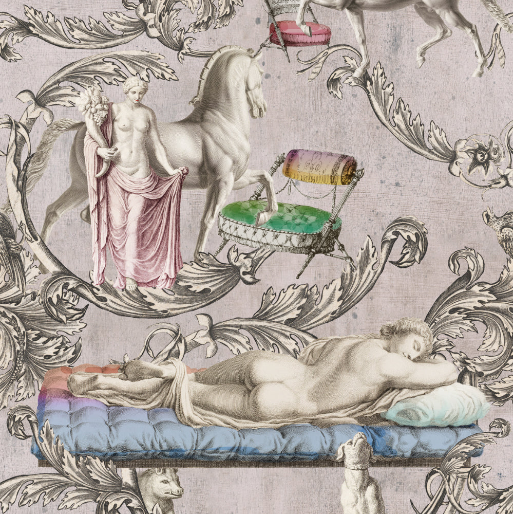 Sleeping Beauty Wallpaper - Compendium Collection by MINDTHEGAP | Do Shop