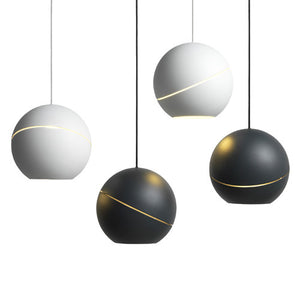 Sliced Sphere Suspension Light - Frederik Roije - Do Shop