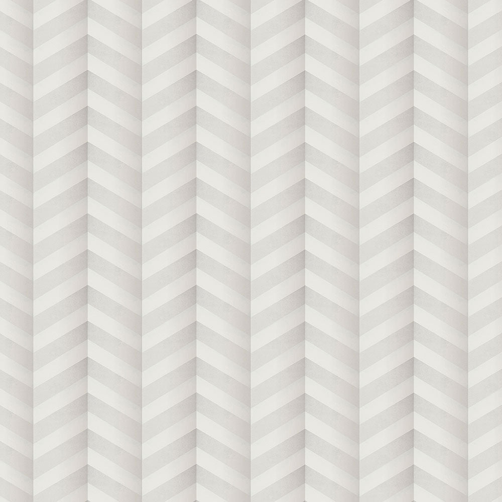 Graphic Chevron Wallpaper by Studio Boot for Monochrome Collection - NLXL - Do Shop