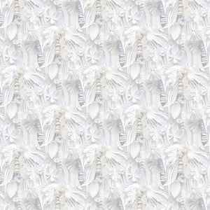 Paper Flowers Wallpaper by Studio Boot for Monochrome Collection - NLXL - Do Shop