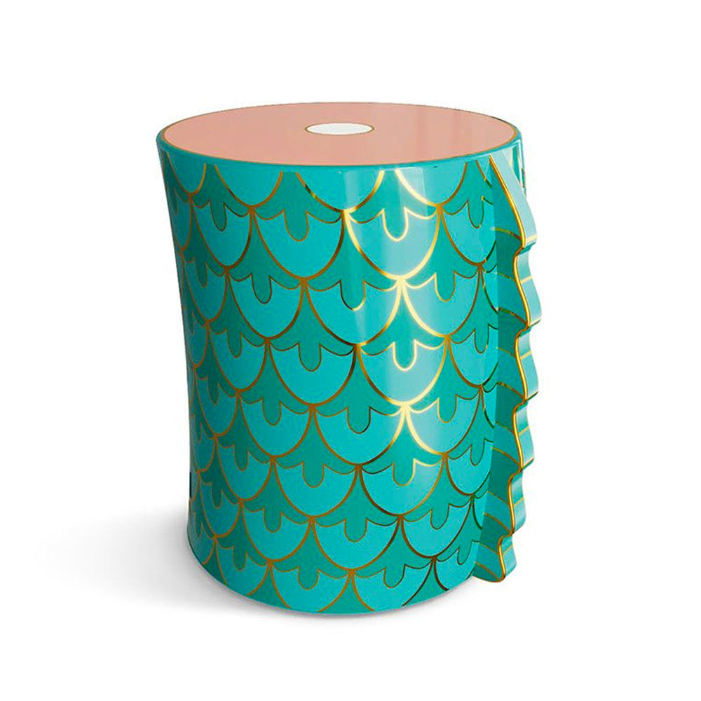 Dragon Slice Stool - Forest Collection by Scarlet Splendour | Do Shop
