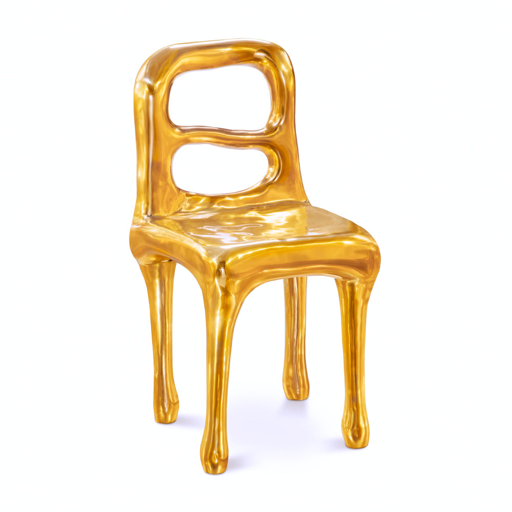 Fools' Gold Rapture Chair by Scarlet Splendour | Do Shop