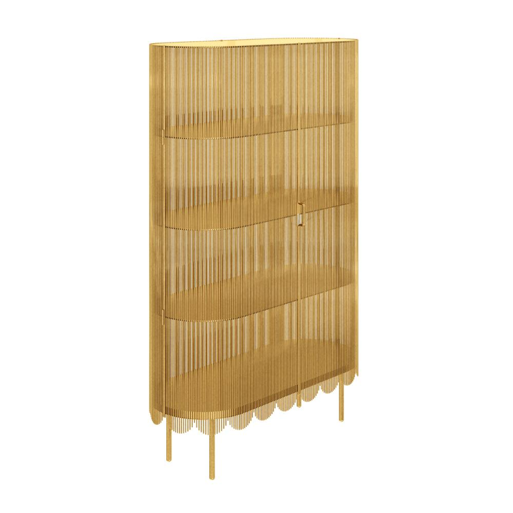 Strings Cabinet and Credenza by Scarlet Splendour | Do Shop