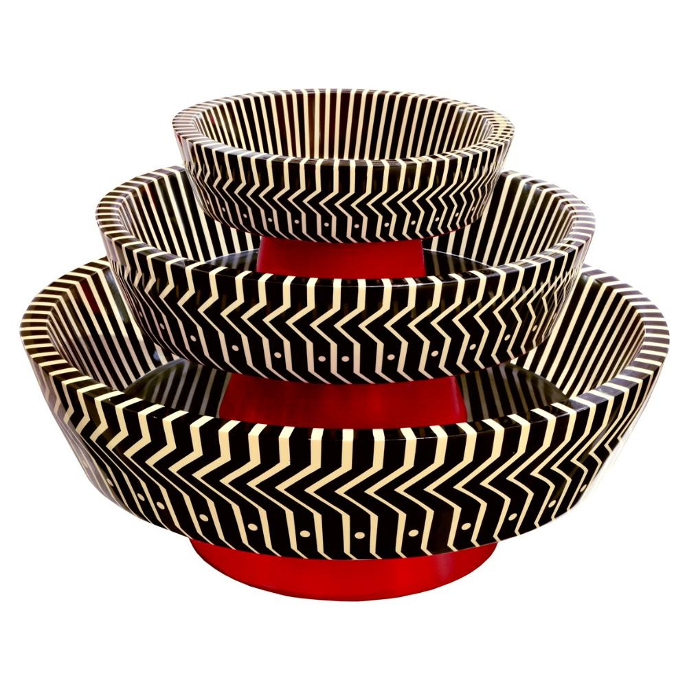 Vanilla Noir Fruit Bowl by Scarlet Splendour | Do Shop
