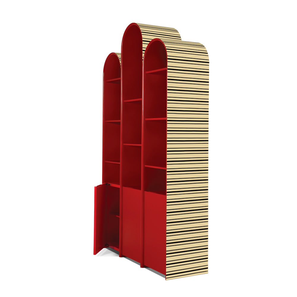 Vanilla Noir The Playhouse Shelving System by Scarlet Splendour | Do Shop