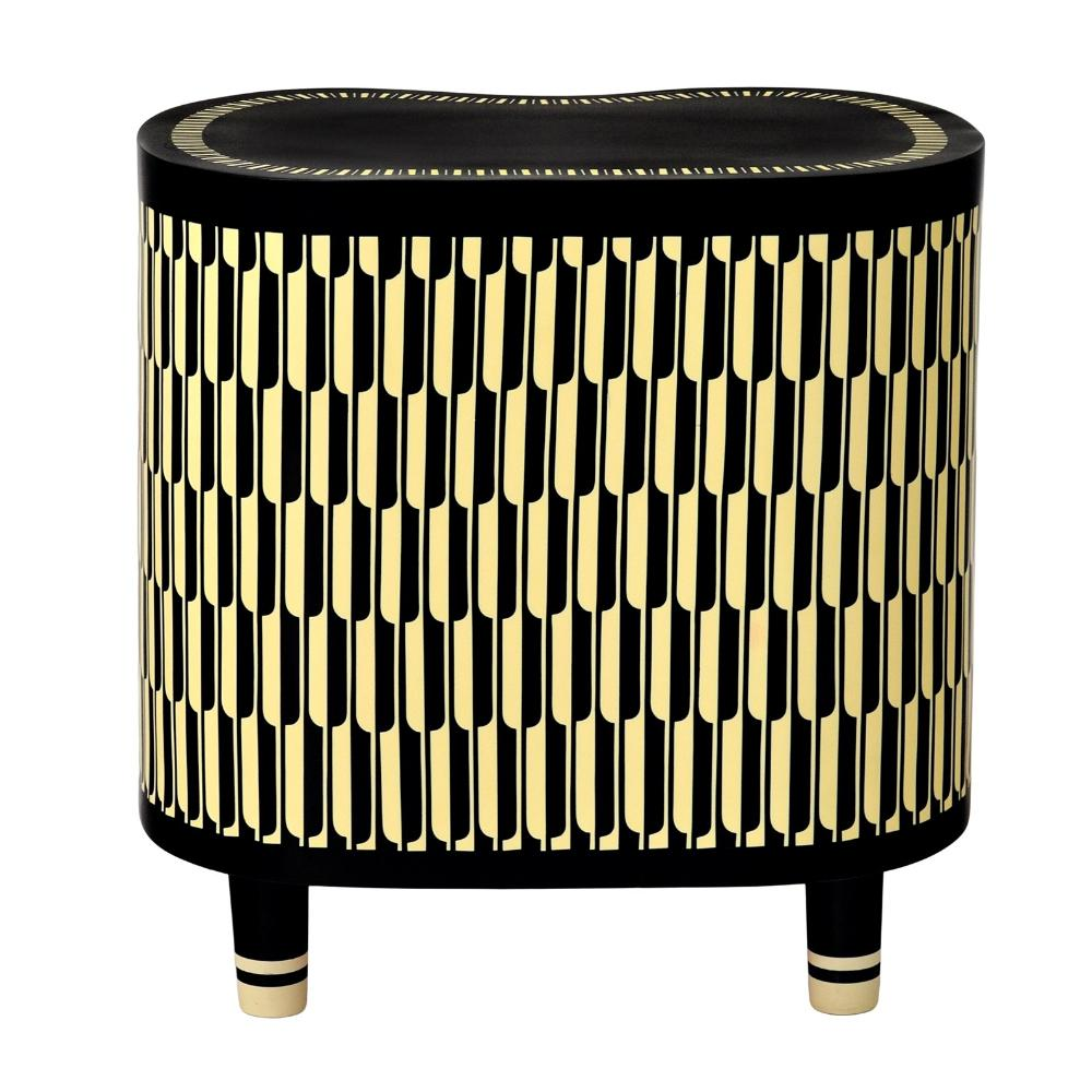 Vanilla Noir The Kid Bedside Table by Scarlet Splendour | Do Shop