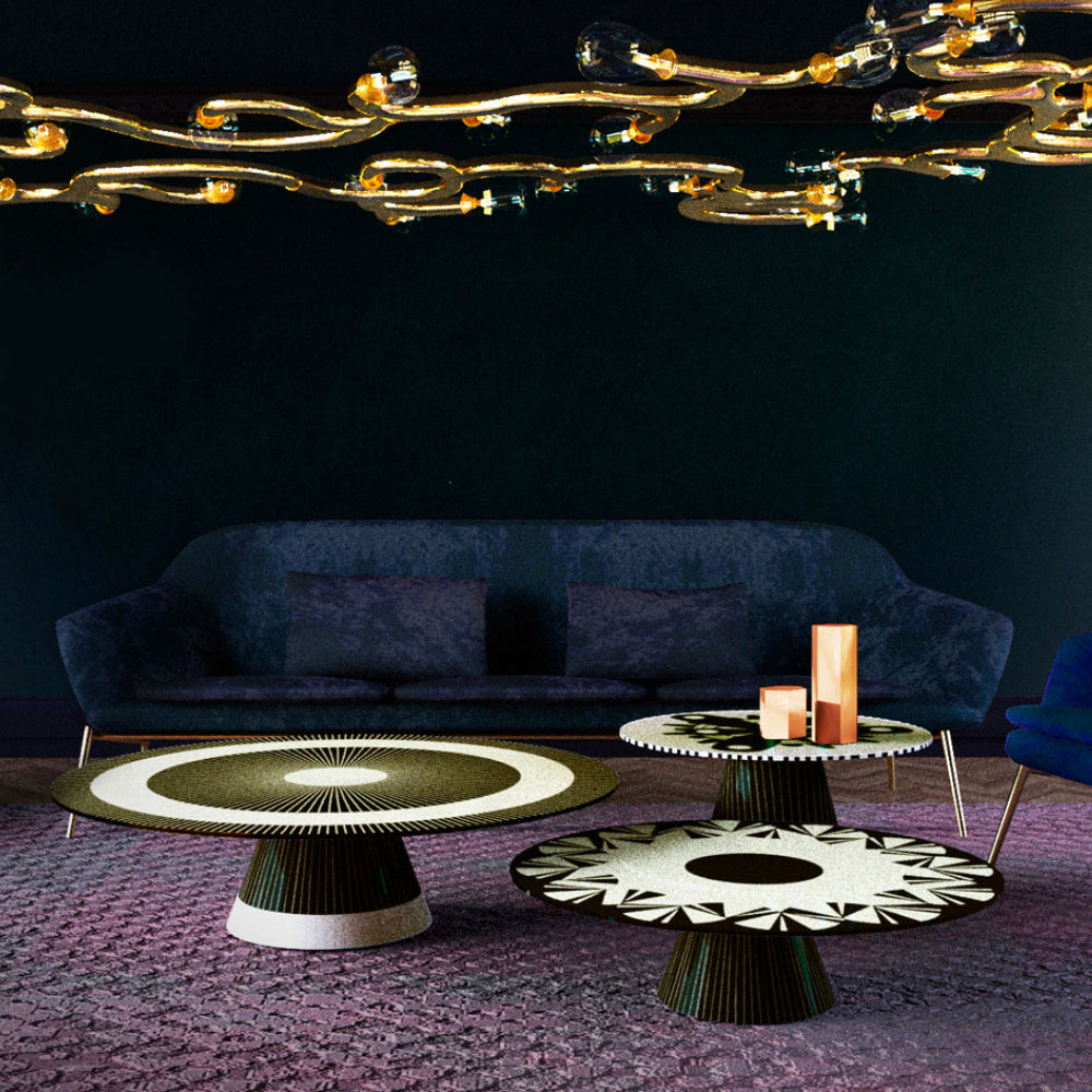 Vanilla Noir The Wind Coffee Table by Scarlet Splendour | Do Shop